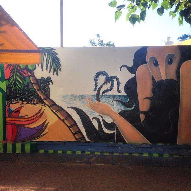 #graffiti #streetart #streetartrio #urbanart #globalpainters #nofilter #ipanema #riodejanerio #brazil
