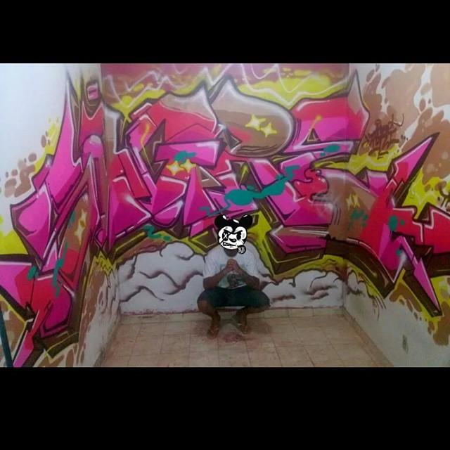 #graffiti #streetartrio