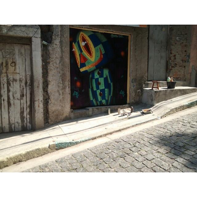 #kaduori #streetartrio #morrodaprovidencia #instagrafite #graffiti #streetart #graffitibrazil #personagens