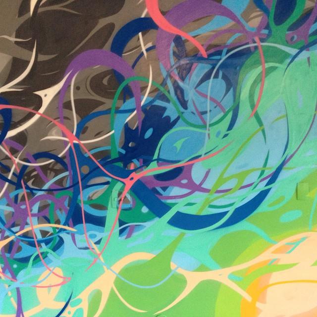 #nofilter #art #artrua. #abstract #color #spray #graffiti #streetart #streetartrio #rj #detalhe