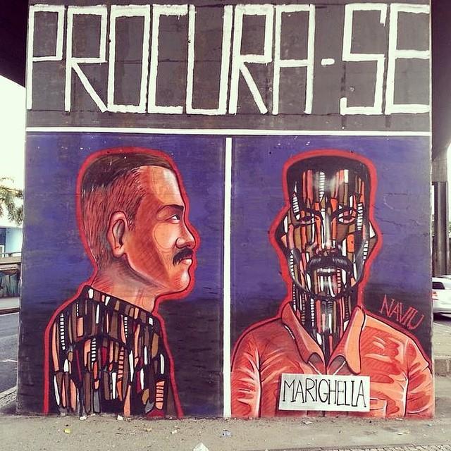 #regram do @rbandeira23 . #streetartrio #naviu #milfacesdeumhomem