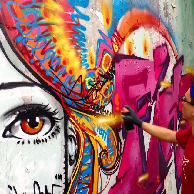 @marcelojou ️ @madeira_photo #graffiti #original #rio #zn #zonanorte #riodejaneiro #tijuca #streetartrio #marcelojou #mentone #marceloment #henriquemadeira