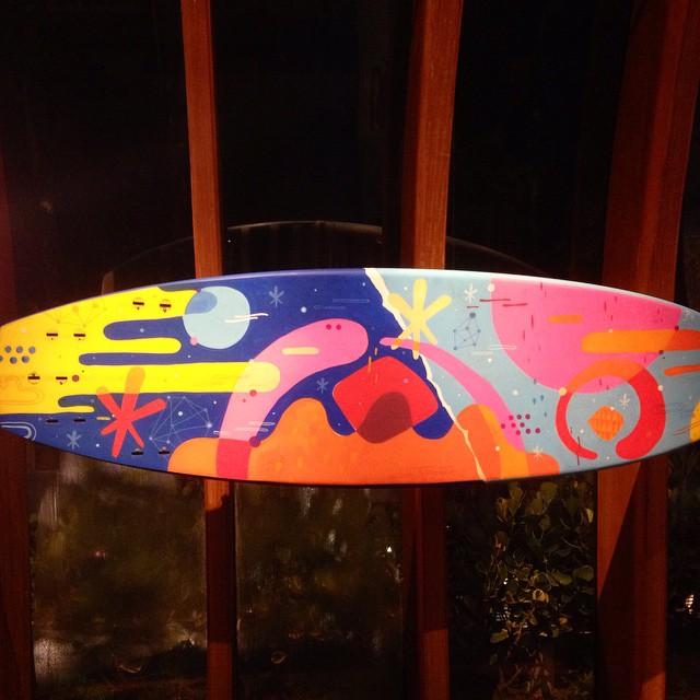 Ary by @brfbc na Expo Surf + Graffiti na #casaipanema