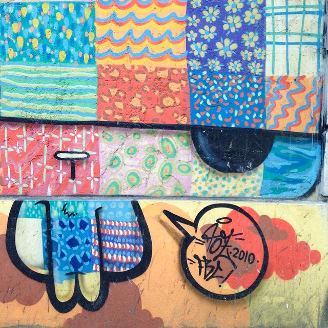 Clássicos da Arte de Rua se perdendo... foto de @ArteRuaRio & arte de rua de @tozfbc | #ArteRuaRio #toz