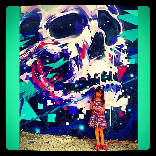 Graffiti Braga! #mm #ninabailarina #liderdacrew #artcollective @idolnoproject #cap #lagoa #jb #rj #artederua #arteurbana #streetart #streetartrio #idolnostyle #streetstyle