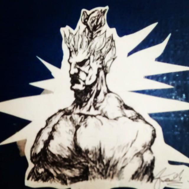 Hadouken! #eco #ufrj #streetart #streetartrio #streetfighter #sujinho