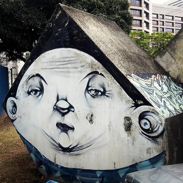 #StreetArtRio #spray #riodejaneiro #streetart