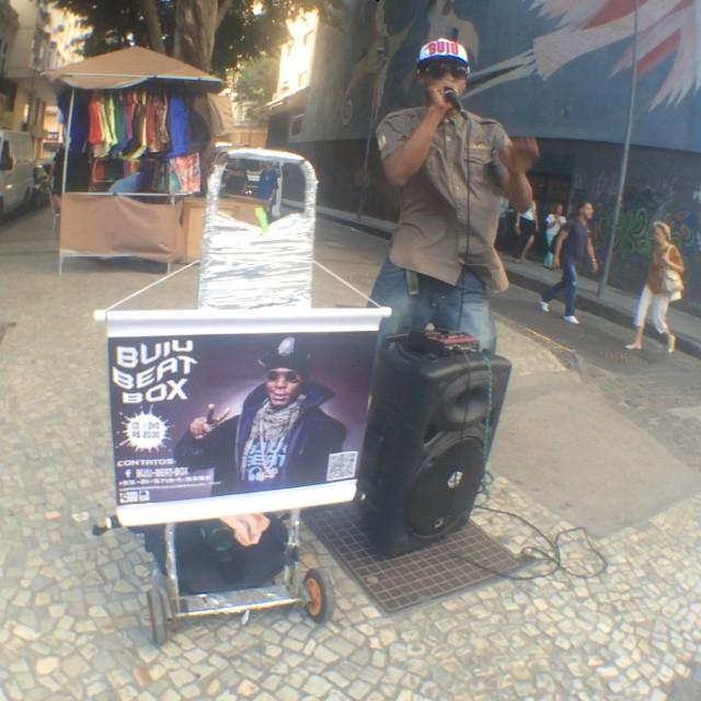 #buiubeatbox #beatbox #centrorj #riodejaneiro #igersbrasil #igersrio #olloclip #fisheye #olhodepeixe #streetartrio #streetart #urbanart