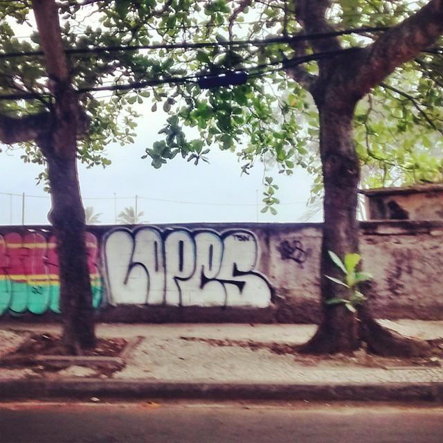 de rolé! #streetartrio #bombing #t3n