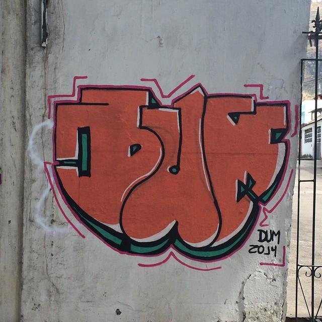 #dum #instagrafite #graffiti #montana94 #colorgin #artederua #arteurbana #graffiticarioca #streetart #streetartrio #riodejaneiro #rj #zonanorte #riachuelo