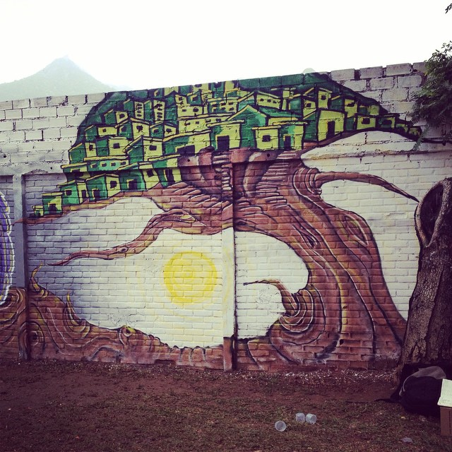 #frutodafavela #streetartrio #graffiti #ruasdazn