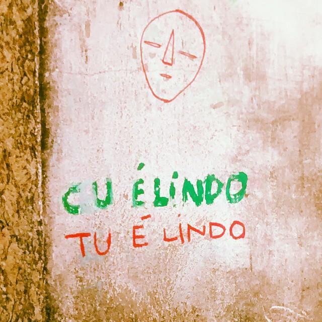 gentileza gera gentileza #streetart #streetartrio #art #intervenção #riodejaneiro #cu