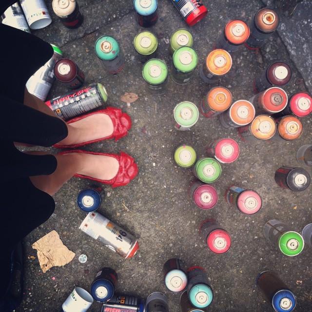 #graff #graffitigirls #graffiti #streetart #streetartrio #streetarteverywhere