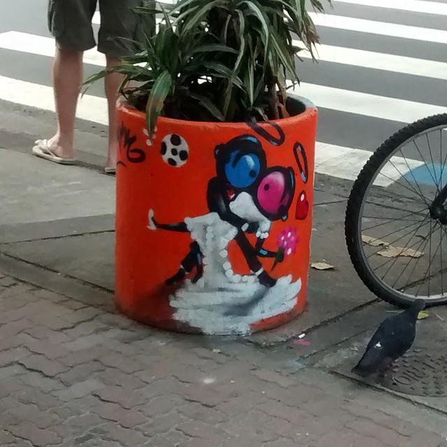 #grafitti #streetart #streetartrio