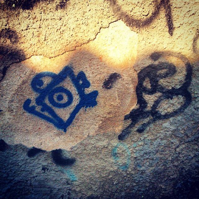 #otoart #streetartrio #streetart #artederua