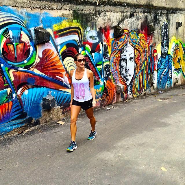 #projetocarolbuffara #graffiti #riodejaneiro #streetart #streetartrio @ngsport #ngsport