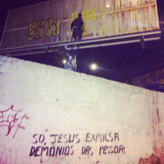 #rjvandal #rj #Reacãocrew #streetart #graffiti #instagraffiti #streetartrio #vandals