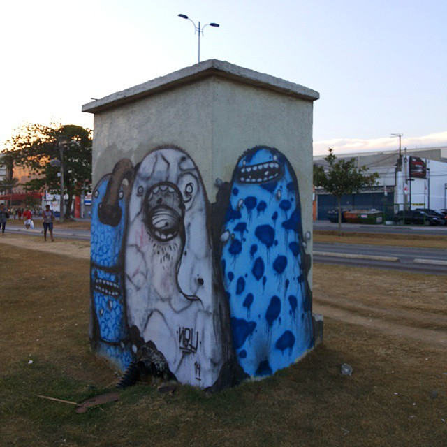 #streetart #streetartrio #grafitti #grafite #graffiti #urbanart #riodejaneiro #recreio #glauciogil