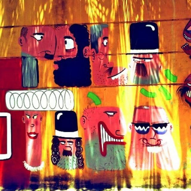 #streetarteverywhere #streetart #street_art #streetartrio #spraypaint #tijuca #mural #graffitiart #grafitirio #arteurbana #triptico