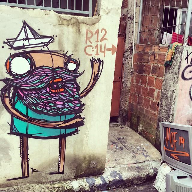 #streetartrio #mof2014