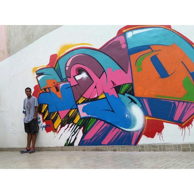 Graffiti changing lives