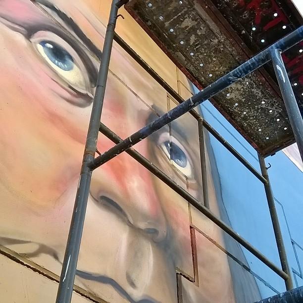 #Graffiti #instagraffiti #streetart #streetartrio #artederua #metrorio #vicentedecarvalho