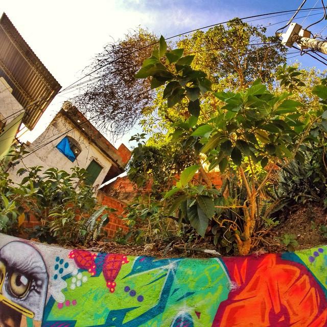 Obrigado ACME, pelo grande dia, muito respeito. Comunidade do Tabajara, morro dos cabritos - Copacabana, Rio de Janeiro