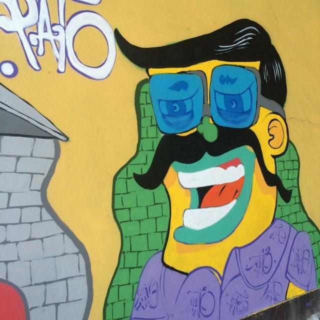 Rolé ontem! #ruasdazn #rjvandal #streetartrio #art #arturbana #personagem #pato #wildstyle #wallacepato #galeriaaceuaberto #mtn94 #kobra #graffiti #graffitiart #arteurbana