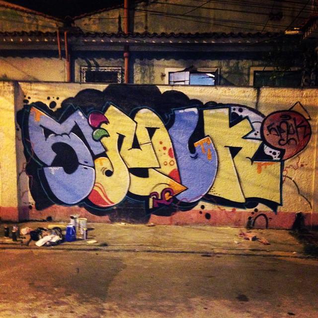 Smuk RC #StreetArtRio #graffiti #smuk