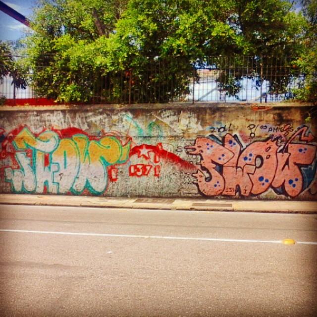 Swow Em Engenho de Dentro Dec/2014 #streetart #streetartrio #artederua #urbanart #graffiti