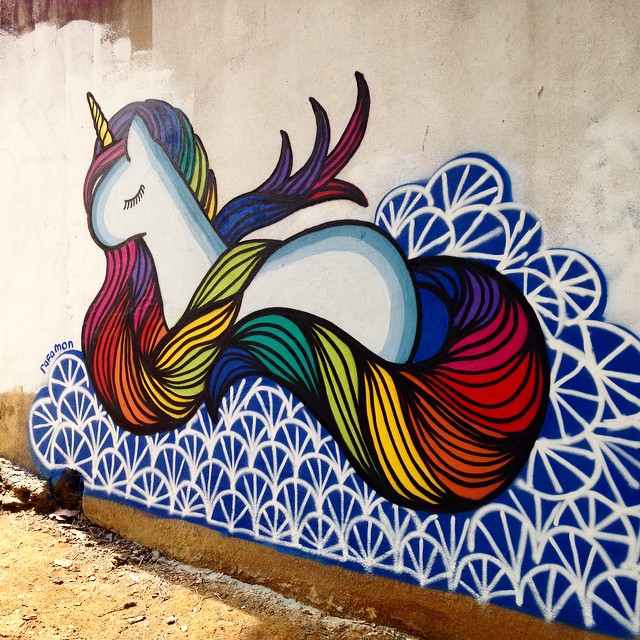 #graffiti #grafite #urbanart #arteurbana #riodejaneiro #brasil #rafamon #cor #tinta #arte #art #graffitirio #girlgraffiti