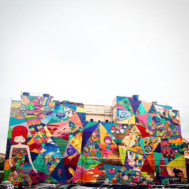 #streetart ️