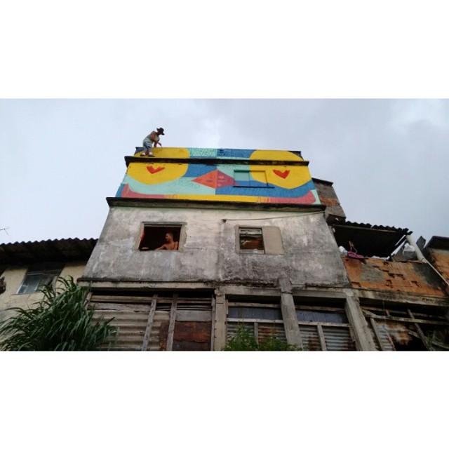 #Kaduori #streetartrio #streetart #instagrafite #morrodaprovidencia #graffiti