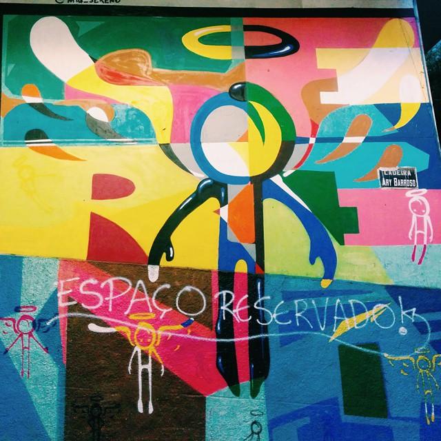 #StreetArtRio do @warkrocinha