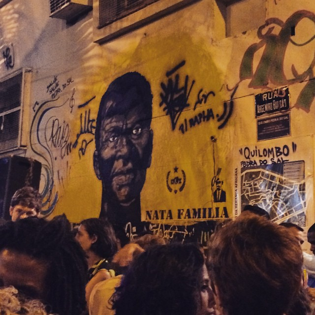 #StreetArtRio #streetart #galeriaurbana #pedradosal #grafitti