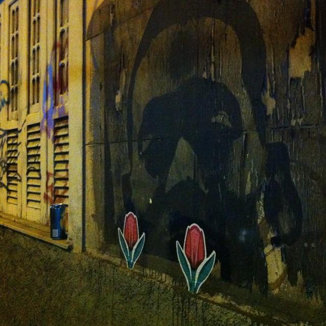 #emoji #emojiart #emojiderua #streetart #wheatpaste #rafaelbraga