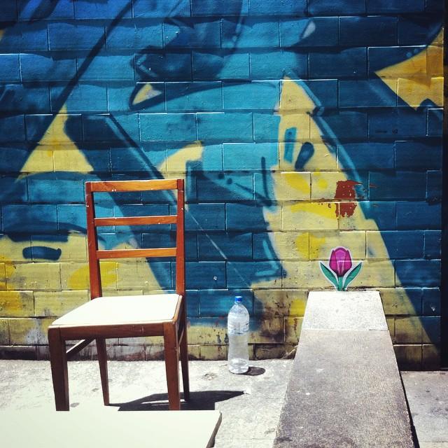 #emojiart #emojiderua #streetart #StreetArtRio #wheatpaste #pasteup #lambelambe #rio #noart #wallart