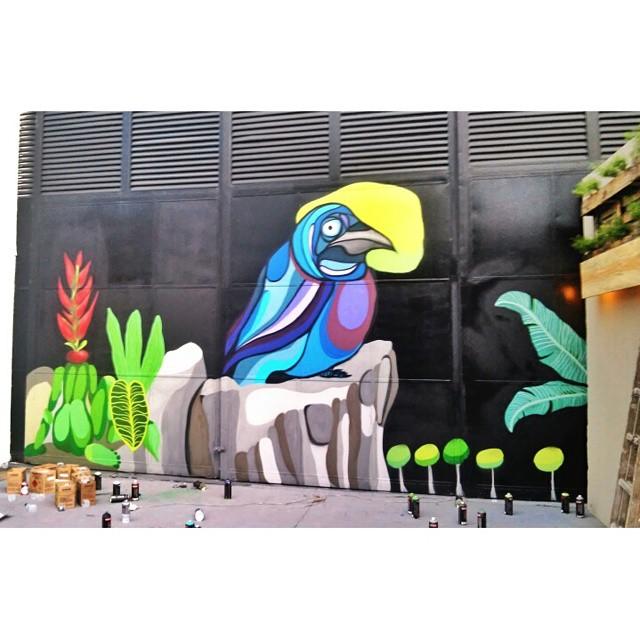 #graffiti #streetart #streetartrio #arteurbana #art #arte #spraycan #spray #ururah