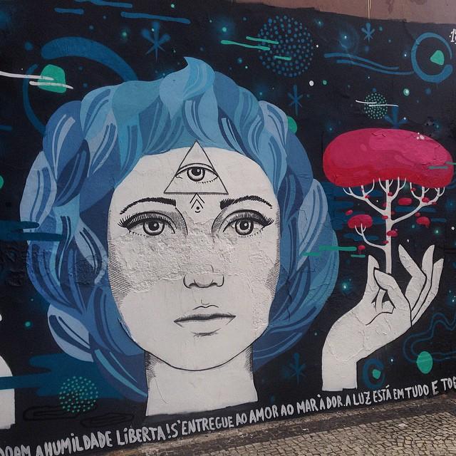 #grafite #graffiti #graff #graffitigram #instagraffiti #urbanart #streetart #streetartrio #arteurbana #artederua #intervencaourbana #art