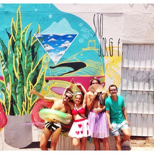 #riodejaneiro #brazil #igersrio #igersbrasil #ig_riodejaneiro_ #errejota #rioetc #oficialdorio #tonoadorofarm #021rio #comosercarioca #carnaval2015 #carnavalrio #ceunaterra #streetart #onthewalls #citystreets #streetartrio #eutonanuvem #vsco #vscocam