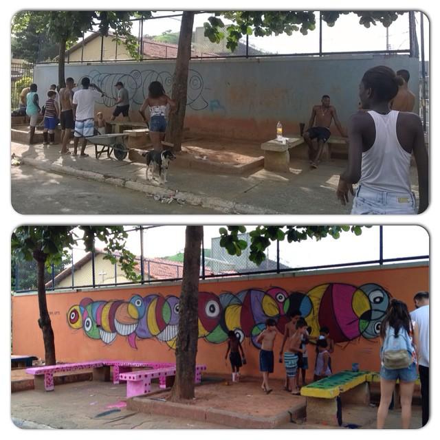 Anderson #StreetArtRio