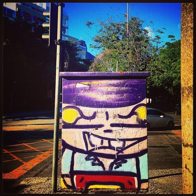 Rua.. #rj #gavea #persona @sockppxi #photo @marygirlstyle #streetartrio #art #graffiti #crew @idolnoproject