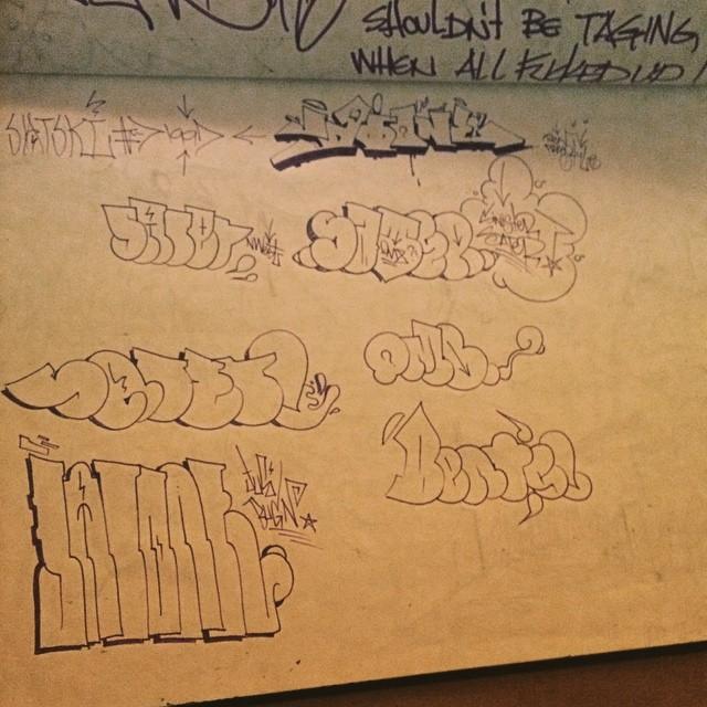 Sat. Philly. #streetartrio #urbanart #letters #streetart #colorginarturbana #wildstyle #streetartglobe #culturap #streetartfiles #segov #meetingofstyles #macae #letras #throwup #throwie #graffporn #art #oneliner #graff #mural #belton #tag #graffiti #vandal #montana #handstyle #piece #blackbookart #dub #burner