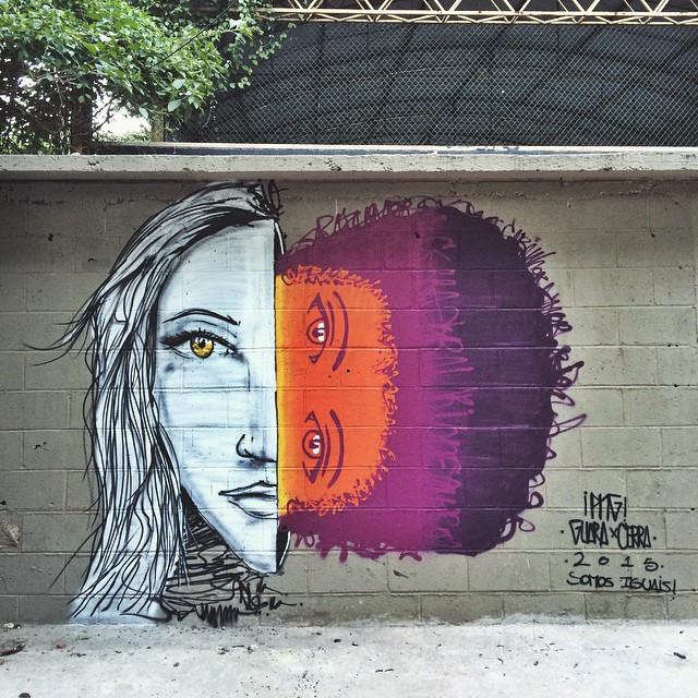 Somos iguais • Cerra Coral • RJ #streetartrio #pngone #rjvandal #coletivocalmo