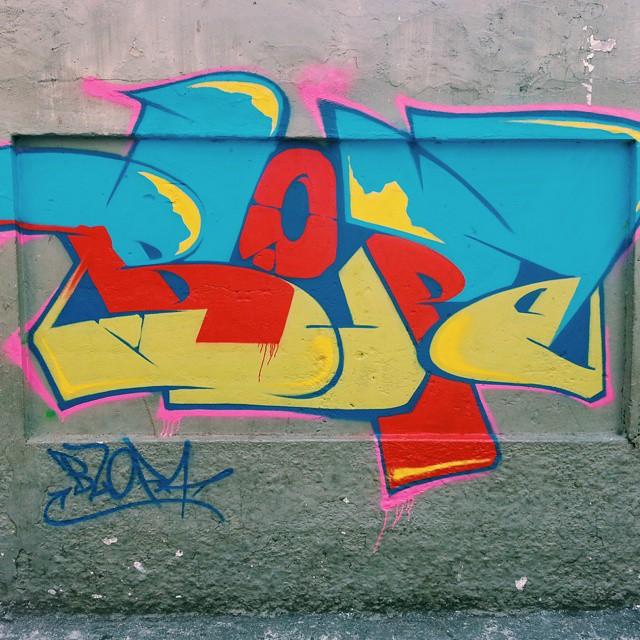 Throw up • 2014