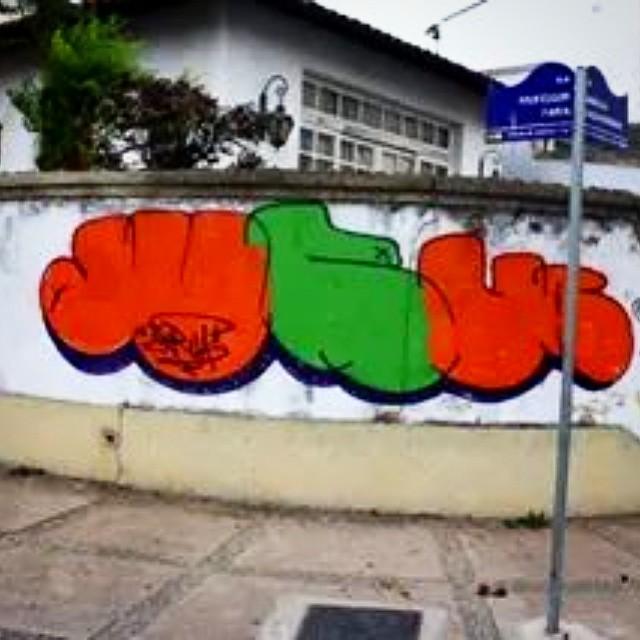 #bombing #ilovebombing #instagraffiti #instagrafite #vandal #vandalism #Rua #graffiti #rjvandal #dyrua #camposdosgoytacazes #domingo #streetartrio #colorginarturbana