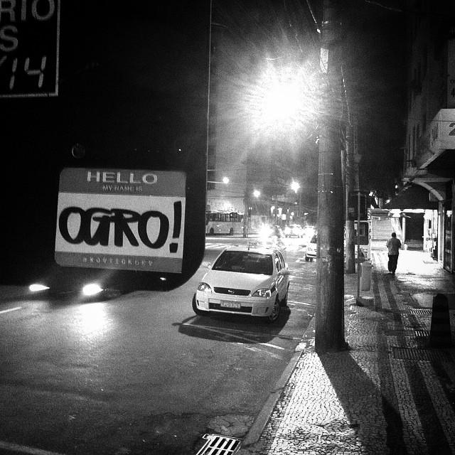 #rjstickers #rjtags #rjvandal #streetart #streetartrio #stickerporn #stickertag #stickerphoto #stickerartist #slaps #slapartist #errejota #zonanorte #pissinonbabylon #artederua #urbanart #hellomynameis #ogrostyle