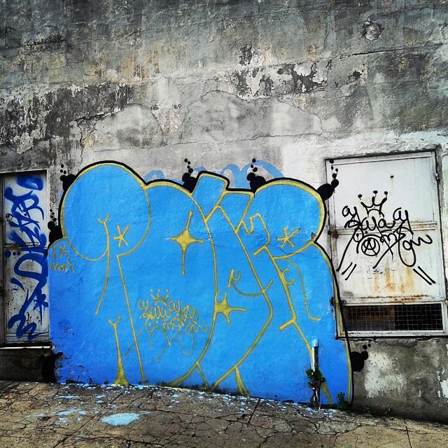 #tagsandthrows #welovebombing #vandal #graffitivandal #bombingbrasil #rjvandal #estiloriginal #ruasdazn #streetartrio #artistasurbanoscrew