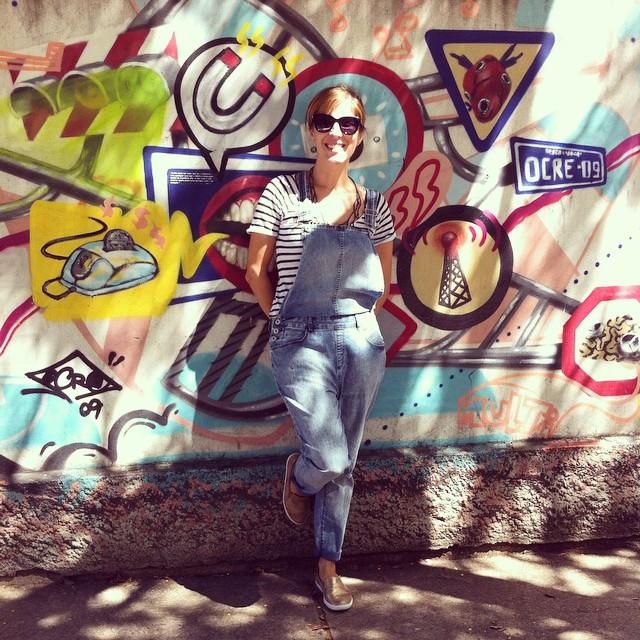 ️ #StreetArtRio #pelasruasdorio #ootd