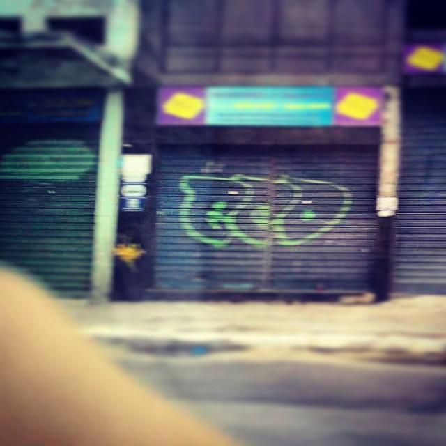 @marceloeco @dannyattini #marceloeco #SG #RJ #streetart #streetartrio #bomber #dsg